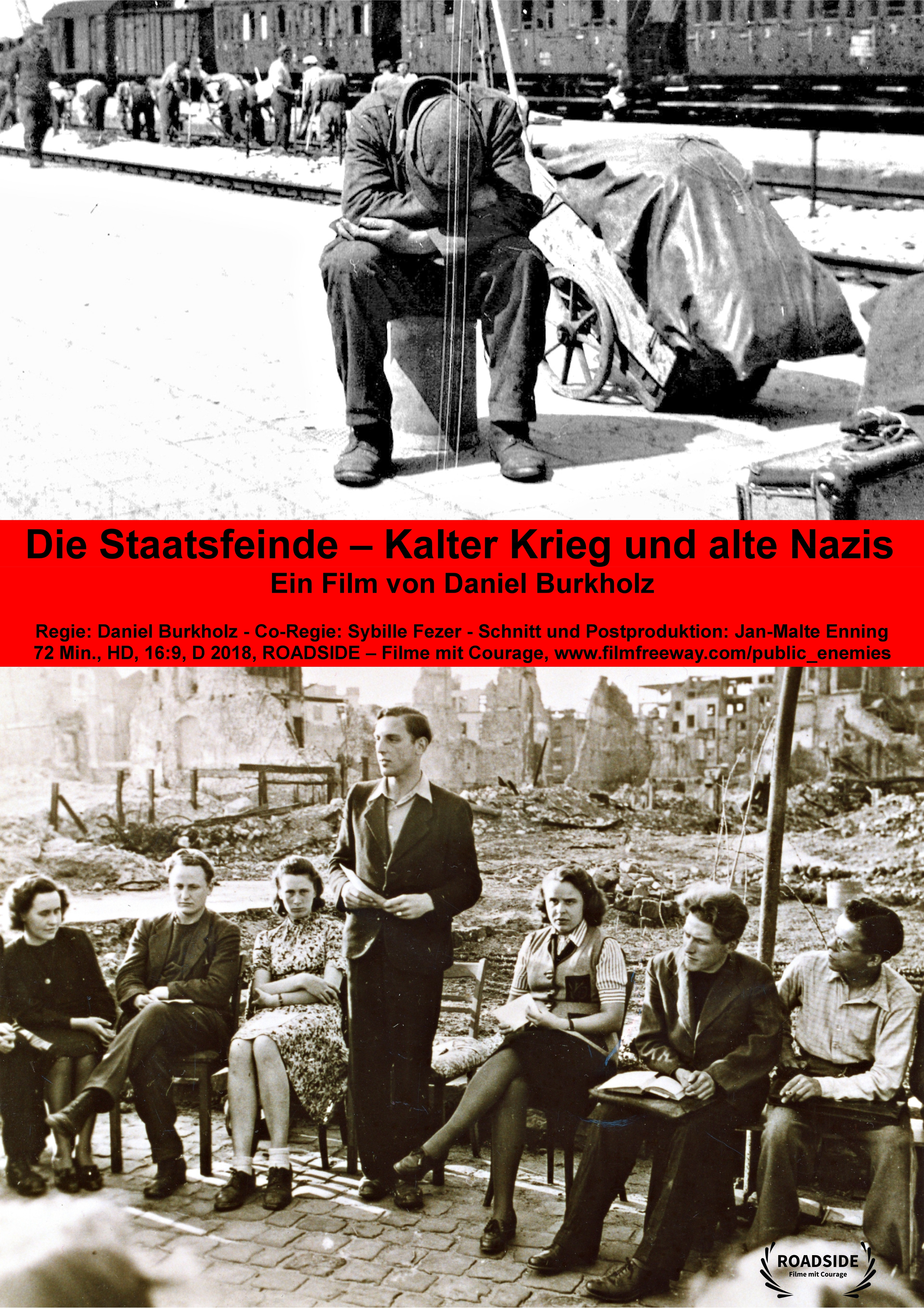 Die Staatfeinde - Kalter krieg und alte Nazis
