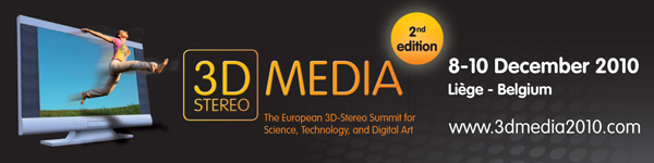 The European 3D-Stereo Summit for Science, Technology, and Digital Art