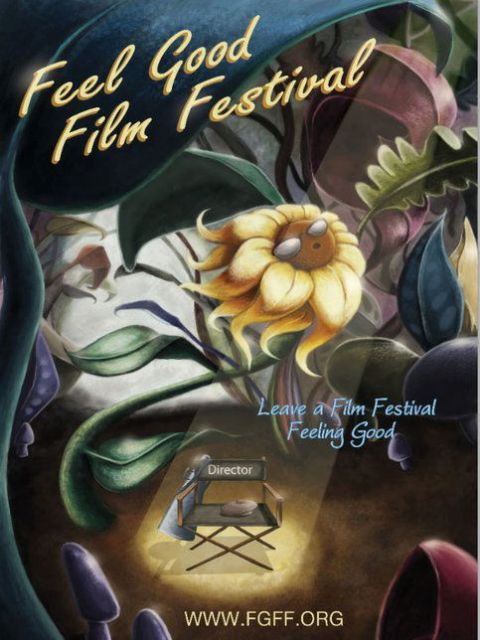 The Feel Good Film Festival, August 3-5, 2012: Laemmle Noho 7 Theater-Hollywood