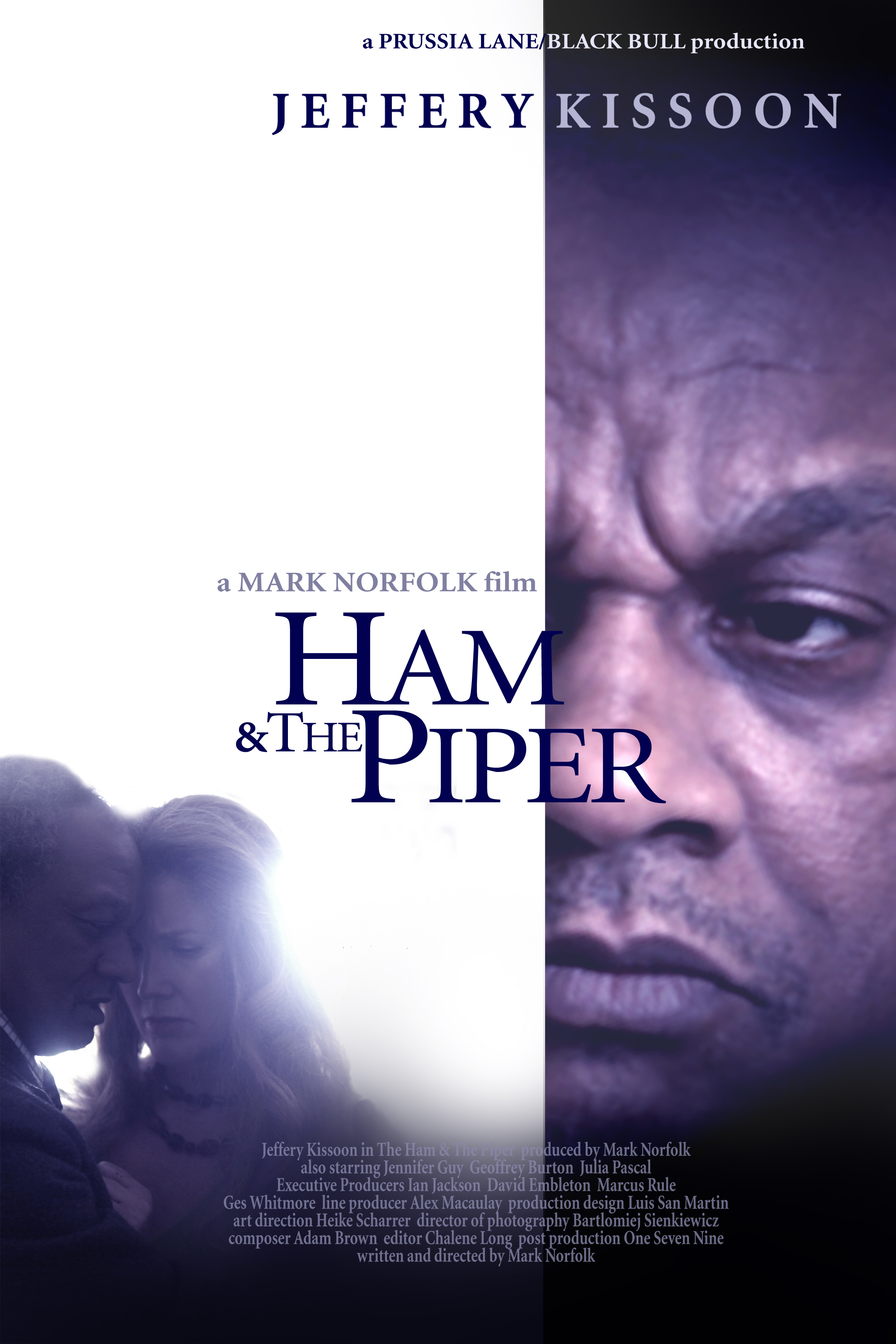 Ham and the Piper poster