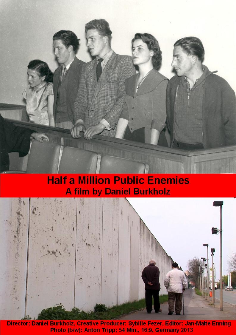 Half a Million Public Enemies