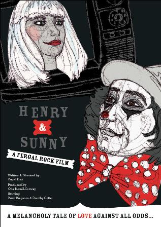 Henry & Sunny Poster designed by Paula McGloin
