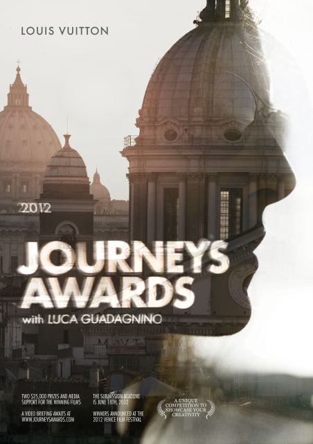 Louis Vuitton Journeys Awards - International Short Film competition