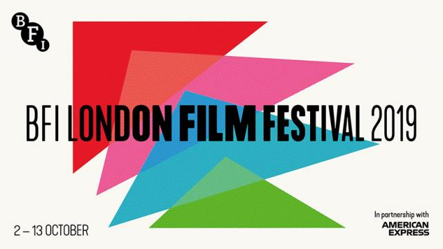 BFI London Film Festival 2019 Logo