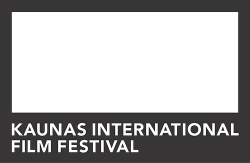 Kaunas International Film Festival logo