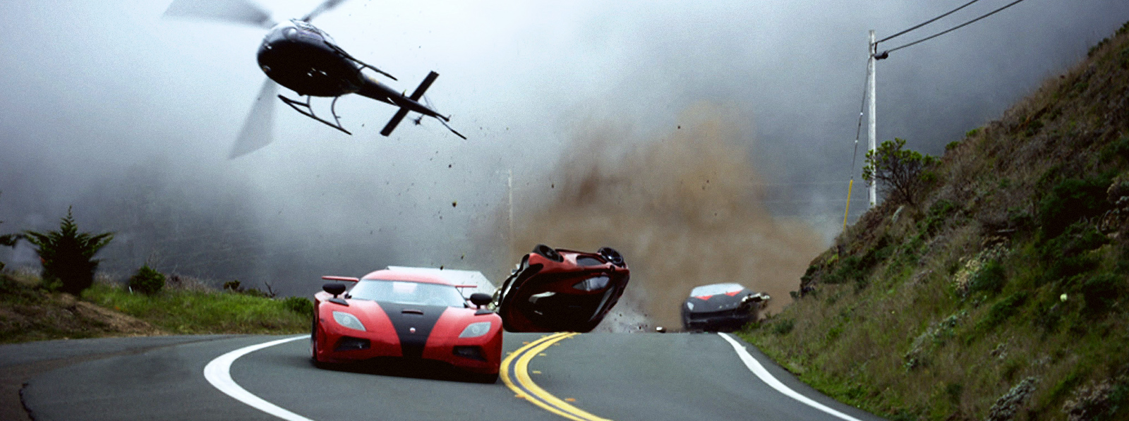 Images from Need for Speed, 2014