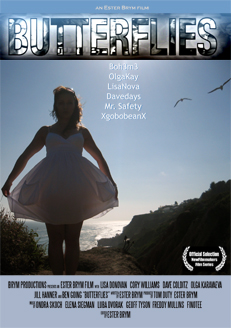 Butterflies Film Poster