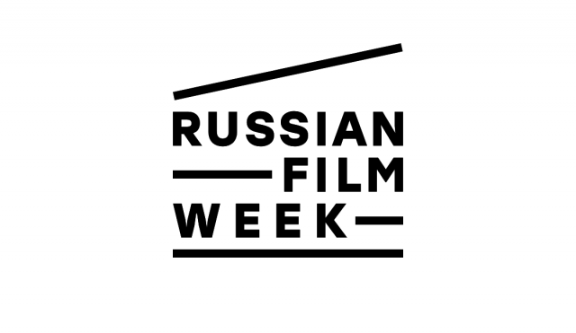 Image result for russian film week logo