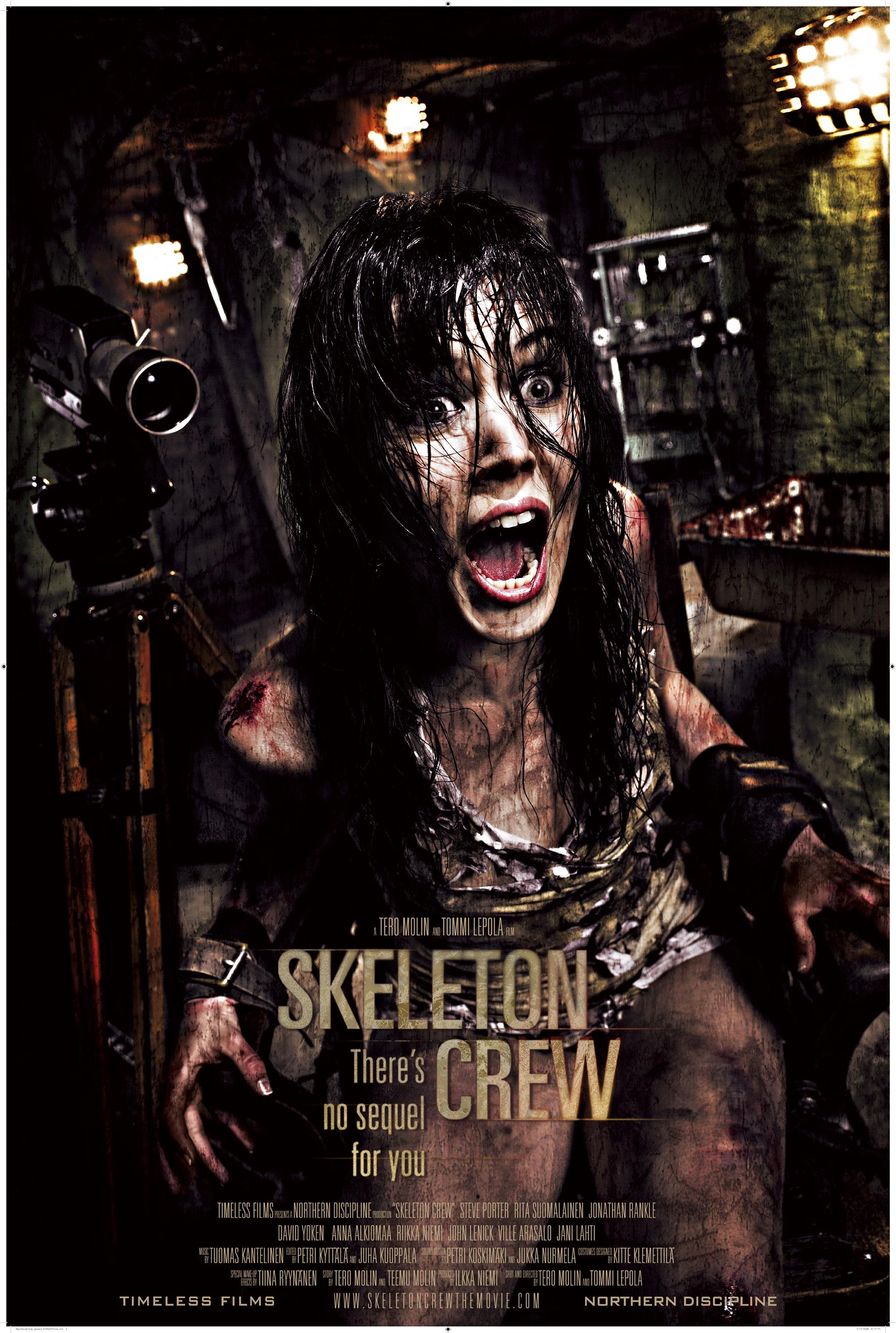 Skeleton Crew the Movie