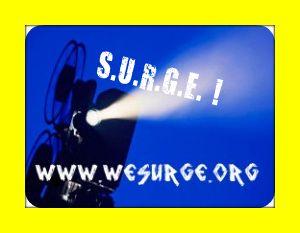SURGE Film Projector