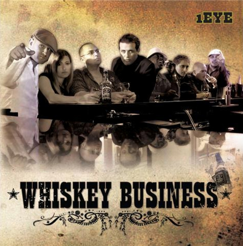 music, 1eye, documentary, independent, film, comedy, funny, whiskey business, worries and trouble, gigs, UK, Birmingham, Industry Records, band, latin, soul, jazz, reggae, funk, brass, salsa, percussion, piano, bass, singer, vocals, fly on the wall