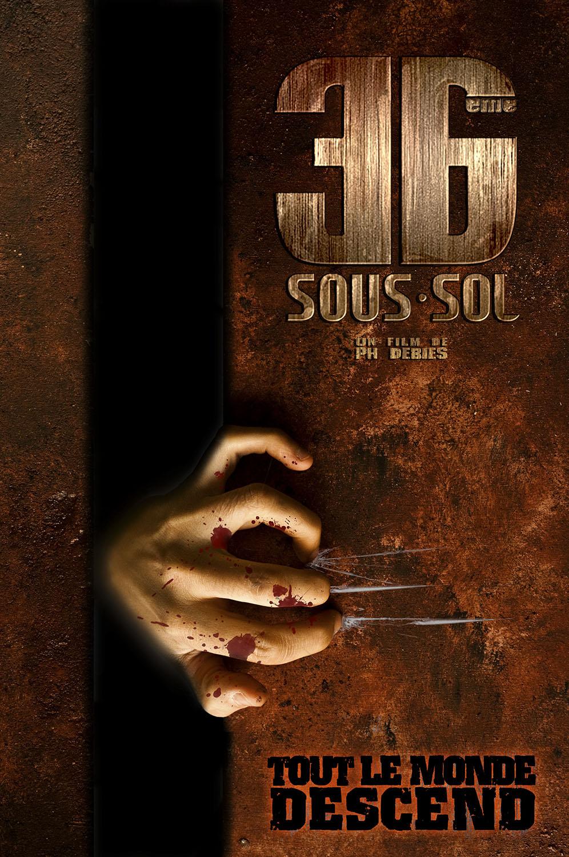 36eme Sous-Sol Poster