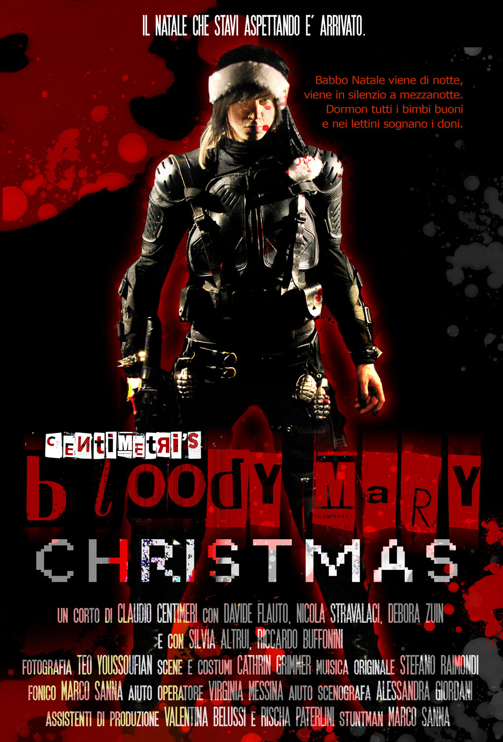Bloody Mary Christmas | Filmfestivals.com