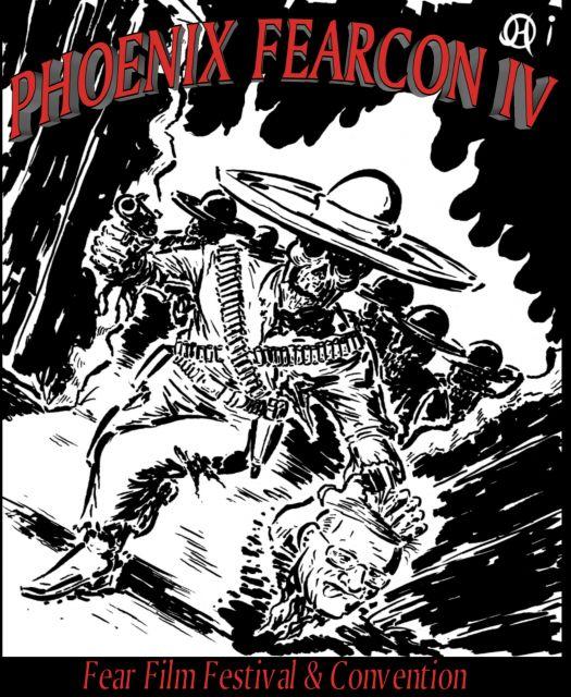Phoenix FearCON IV