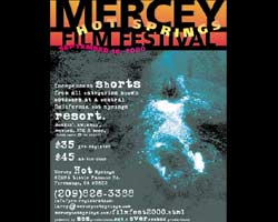 Portrait de Mercey Hot Springs Film Festival
