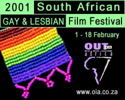 Portrait de Out In Africa South Africa Gay And Lesbian Film Festiv