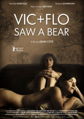 Interview with Denis Côté ('Vic + Flow Saw a Bear')