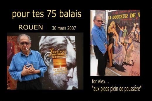 alex in Rouen