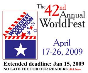 WorldFest ad