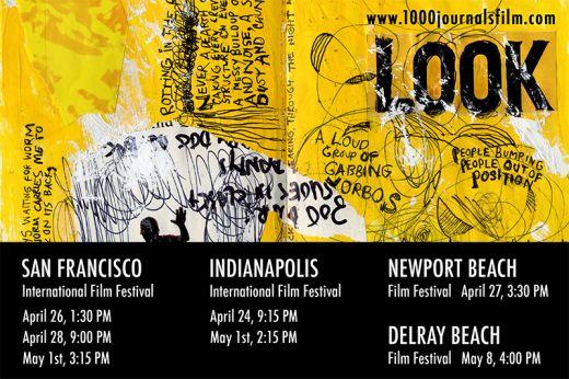 1000 Journals Festival card April 2008