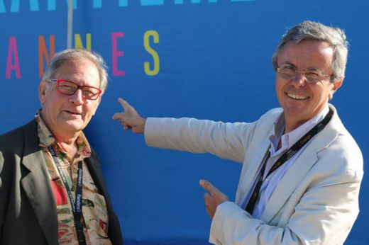 Donald Ranvaud Jury member lived his pasion till the end on the festival circuit