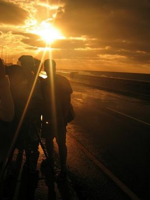 Behind the camera: filming in Havana, Cuba