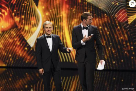 EFA  2015 Christopher Waltz