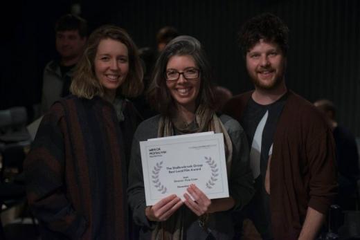 2015 award winner Pixie Cram