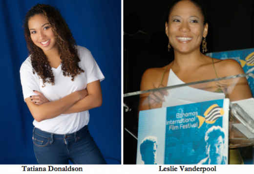 Tatiana B. Donaldson and Leslie Vanderpoole