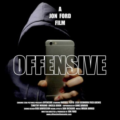 Offensive Poster