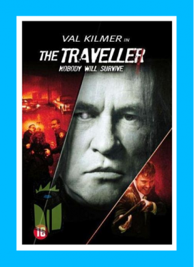 The Traveler starring Val Kilmer screens as part of the New york International Film Festival