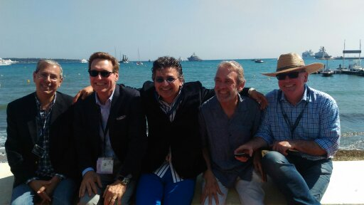 Kayvan Mashayekh's PGA Panel 'Producing Without Borders' @ 69th Cannes Film Festival