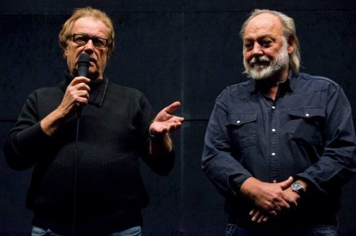 Lordan Zafranovic and Karpo Godina on LIFe 2013