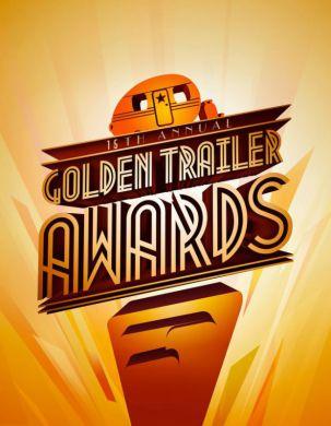 Golden Trailer Logo