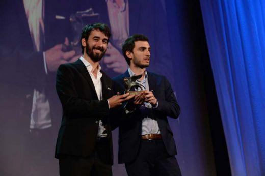 Venezia Classici Award for Best Documentary on Cinema to Francesco Montagner and Alberto Girotto