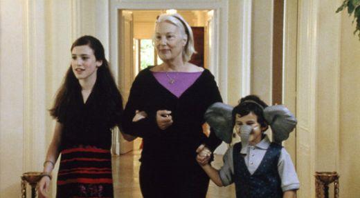 Danielle et ses petits enfants