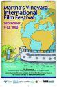 2010 Martha's Vineyard International Film Festival Poster