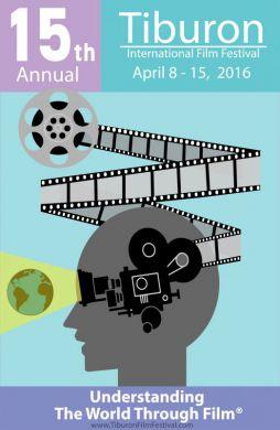 Official Poster of the 2016 Tiburon International Film Festival