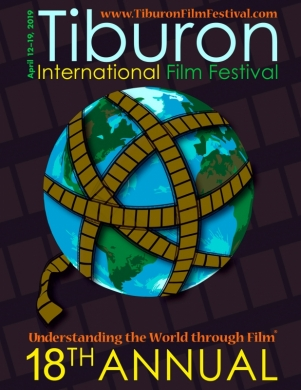 2019 Official Poster of Tiburon International Film Festival