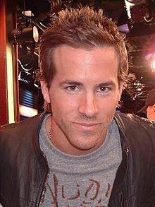 Ryan Reynolds - Goya Nominee 2011