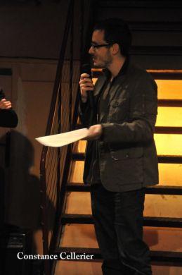 Liam Engle / 27 March 2010 / Peniche Cinéma / Paris