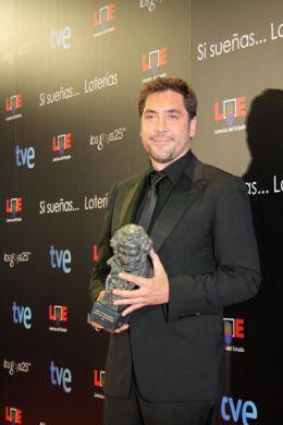 javier bardem best actor goya award