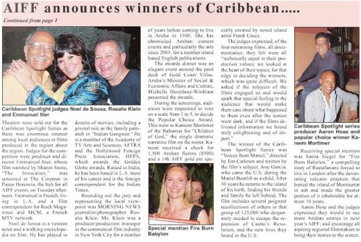 Caribbean Spotlight Series