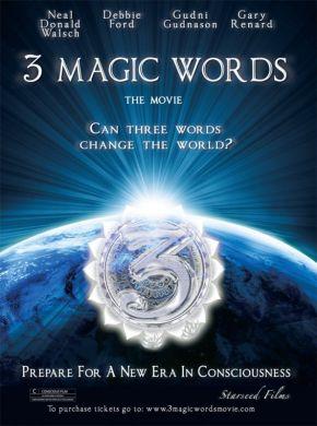 3 Magic Words Movie Poster