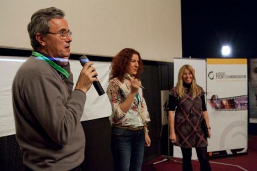 Film presentation and Q & A with fest director mariola Wiktor and Bruno Chatelin