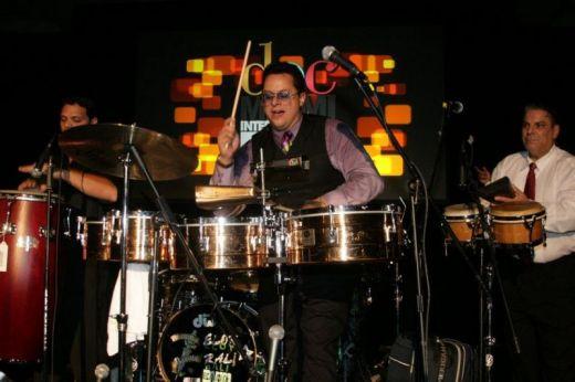 Tito Puente Jr. Performing at 2011 DocMiami International Film Festival Awards Gala - Photo Credit: Sonya Moralobo