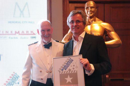 Houston WorldFest full Line Platinum Award Winner