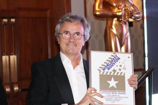 platinum remi award for living among us