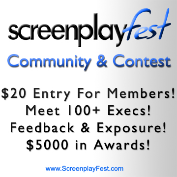 ScreenplayFest.com calling