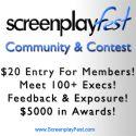 ScreenplayFest.com calling